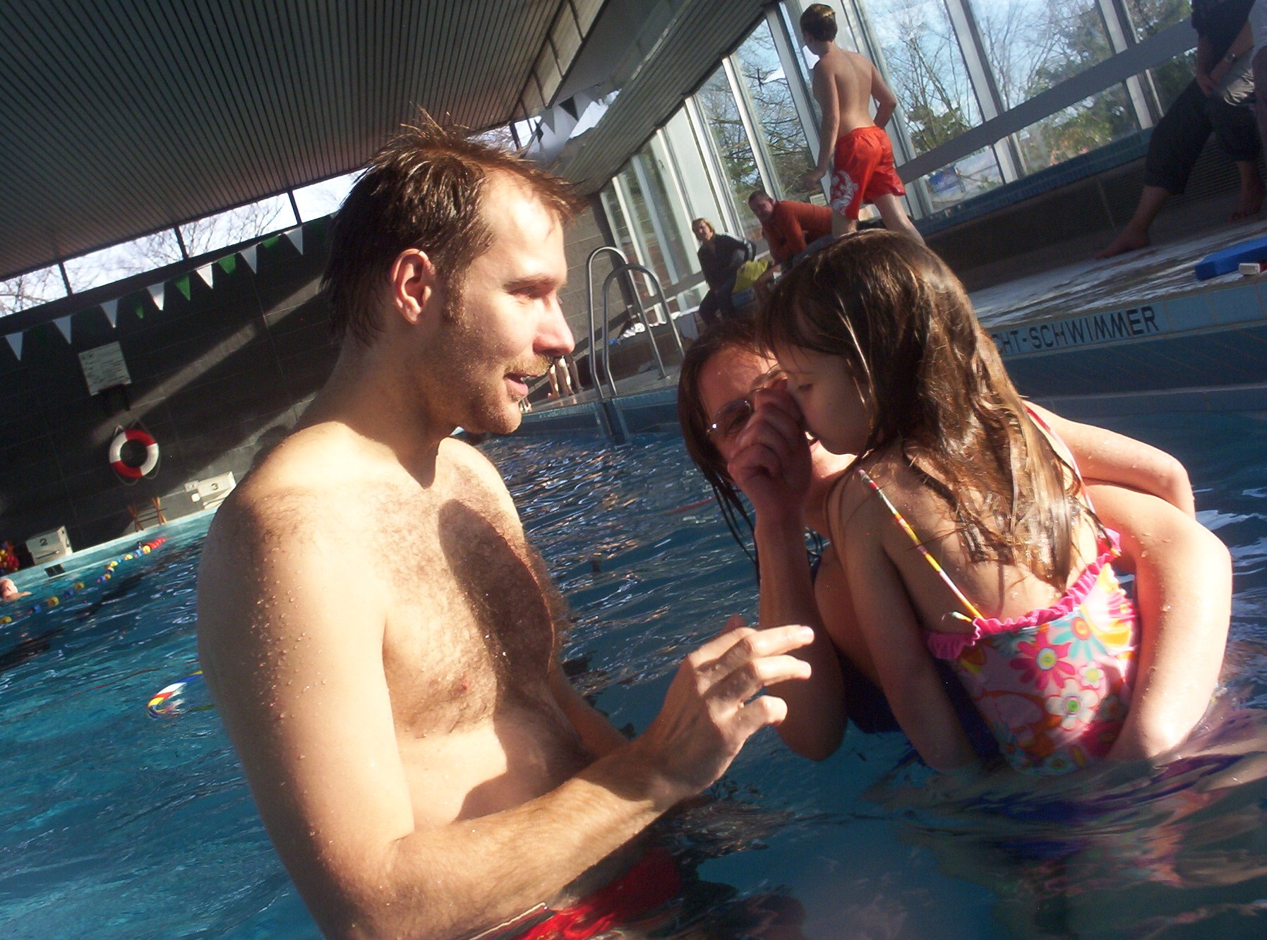 Lernen dlrg ortsgruppe seligenstadt for Seligenstadt schwimmbad